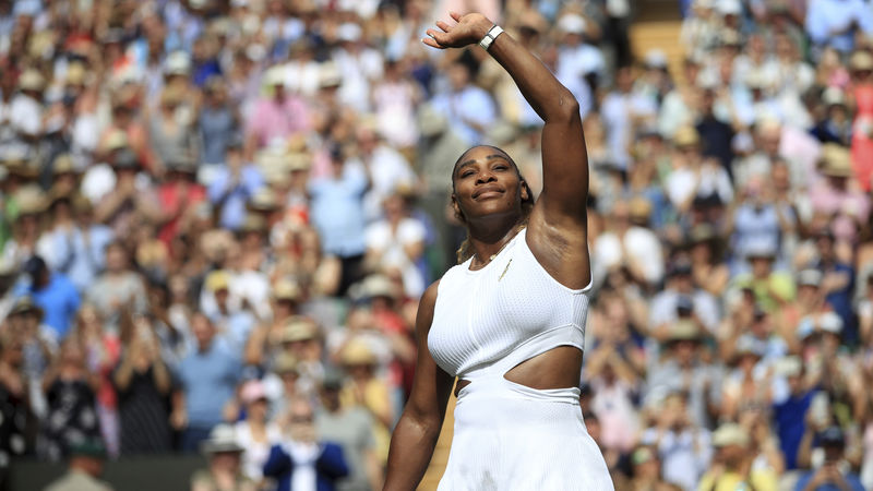 Serena Williams' nächste Chance