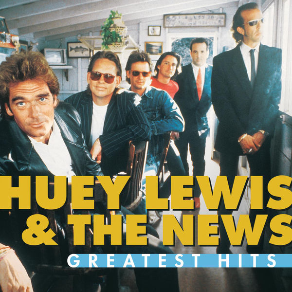 HUEY LEWIS & THE NEWS - THE POWER OF LOVE
