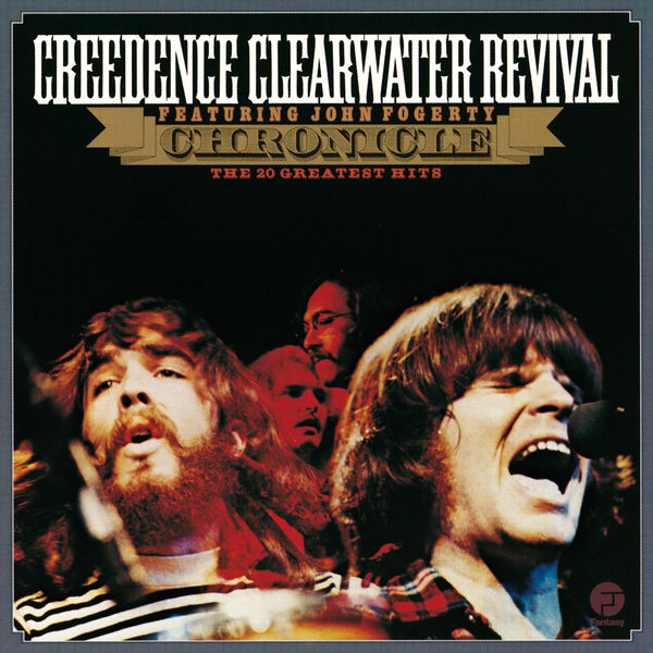 CREEDENCE CLEARWATER REVIVAL - PROUD MARY-