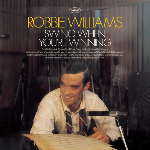 ROBBIE WILLIAMS & NICOLE KIDMA - SOMETHIN' STUPID